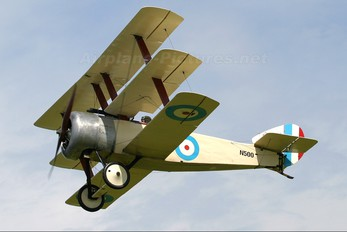 G-BWRA - Private Sopwith Triplane