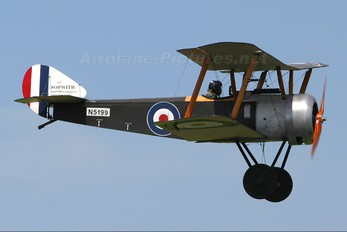 G-BZND - Private Sopwith Pup