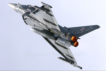 ZJ910 - Royal Air Force Eurofighter Typhoon F.2
