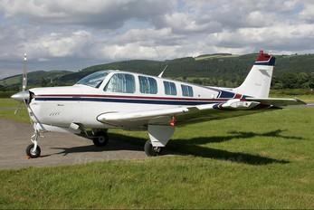 G-JLHS - Private Beechcraft 36 Bonanza