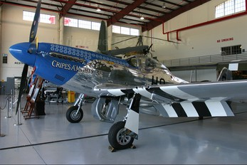 N921 - Worlds Greatest Airplane Collection North American P-51D Mustang