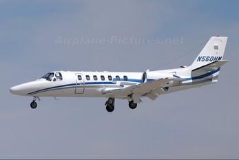 N560HM - Private Cessna 560 Citation Encore