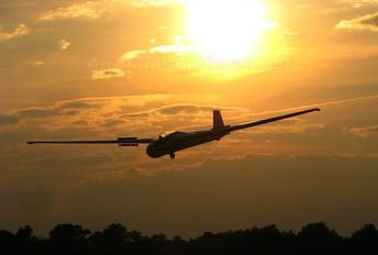 SP-2824 - Aeroclub Zaglebia Miedziowego PZL SZD-9 Bocian