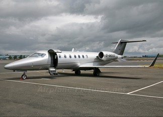 G-MOOO - LPC Aviation Learjet 40