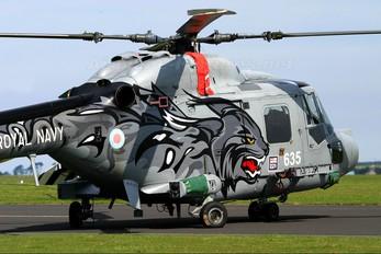 XZ250 - Royal Navy Westland Lynx HAS.3