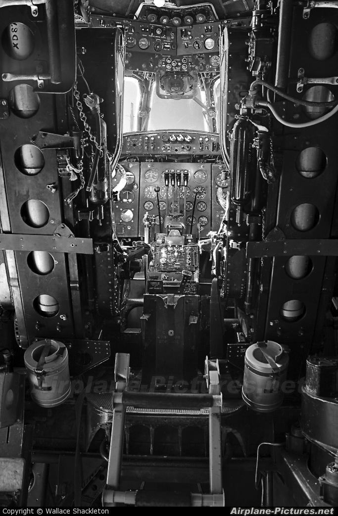 Royal Air Force XD875 aircraft at Inverness