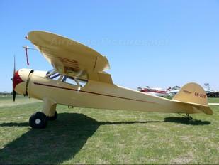 VH - UZU - Private Cessna C-37 Airmaster