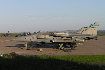 XZ114 - Royal Air Force Sepecat Jaguar GR.3