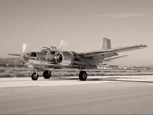 N126HK - Private Douglas A-26 Invader