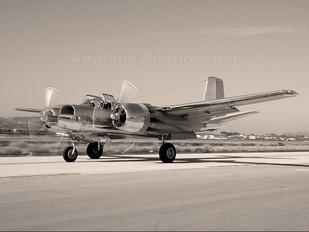N126HK - Private Douglas A-26 Invader