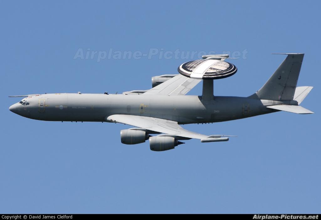 Royal Air Force ZH101 aircraft at Kemble