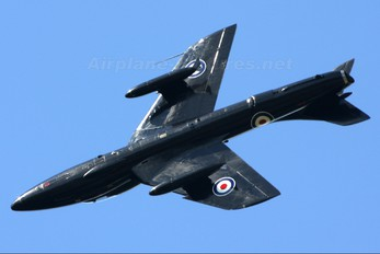G-FFOX - Private Hawker Hunter T.7