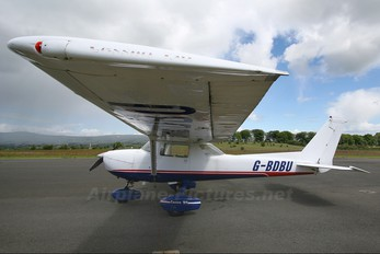 G-BDBU - Private Cessna 150