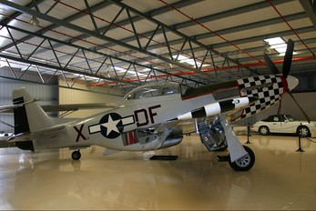 N20TF - Chino Warbirds North American P-51D Mustang