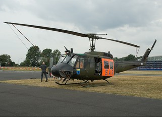71+44 - Germany - Air Force Bell UH-1D Iroquois