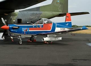 D-FDMT - EIS Aircraft Pilatus PC-9B