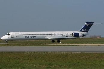 OH-BLC - Blue1 McDonnell Douglas MD-90