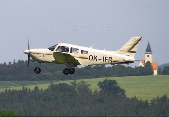 OK-IFR - F-Air Piper PA-28 Archer