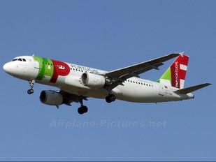 CS-TQD - TAP Portugal Airbus A320