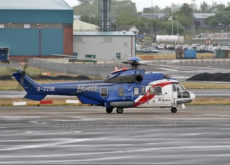 G-ZZSE - Bristow Helicopters Eurocopter EC225 Super Puma