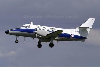 ZE438 - Royal Navy Scottish Aviation Jetstream T.3