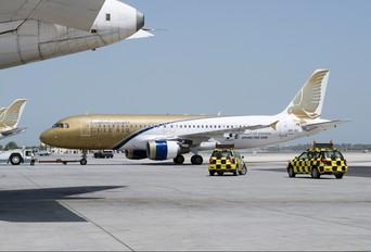 A9C-EO - Gulf Air Airbus A320