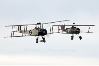 ZK-EHB - Private Avro 504K