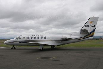 EC-KJJ - Pronair Airlines Cessna 550 Citation II