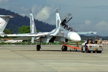 716 - Russia - Air Force Sukhoi Su-30MK