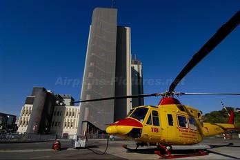 I-MECE - Elilombarda Bell 412EP