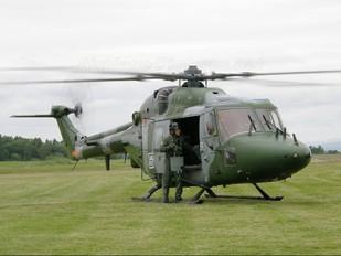 XZ182 - Royal Air Force Westland Lynx AH.7
