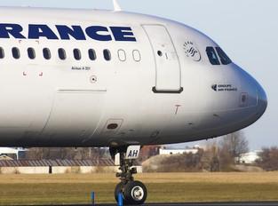 F-GTAH - Air France Airbus A321