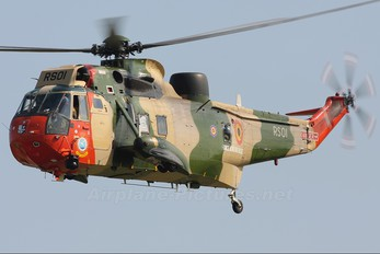 RS01 - Belgium - Air Force Westland Sea King Mk.48