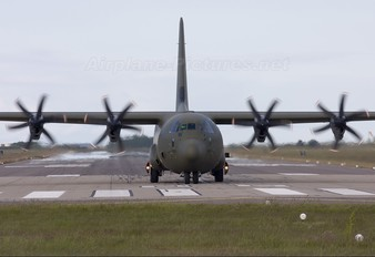 ZH866 - Royal Air Force Lockheed Hercules C.4
