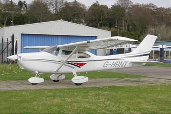G-HRNT - Private Cessna 182 Skylane (all models except RG)