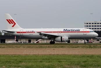 PH-MPF - Martinair Airbus A320