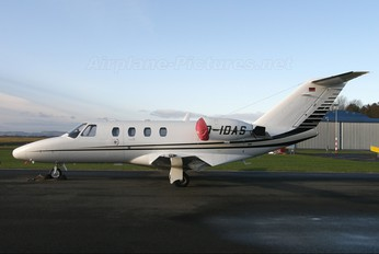 D-IDAS - Private Cessna 525 CitationJet