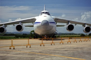 - - Russia - Air Force Antonov An-124