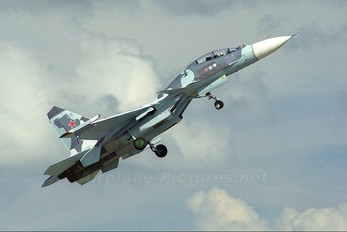 04 - Russia - Air Force Sukhoi Su-30MK