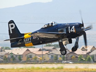 NX14WB - Private Grumman F8F Bearcat