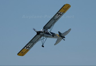 N156FS - Private Fieseler Fi.156 Storch