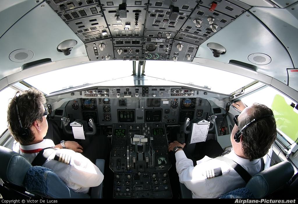 Spanair EC-JJM aircraft at In Flight - Spain