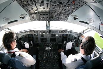 EC-JJM - Spanair Fokker 100