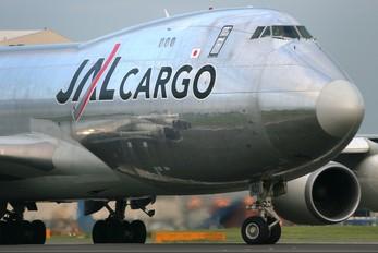 JA401J - JAL - Cargo Boeing 747-400F, ERF