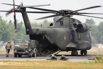84+43 - Germany - Army Sikorsky CH-53G Sea Stallion