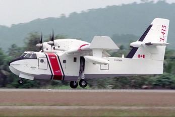 C-GQBA - Canadair Canadair CL-415 (all marks)