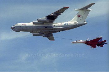 34 - Russia - Air Force Ilyushin Il-78
