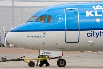 PH-KZI - KLM Cityhopper Fokker 70
