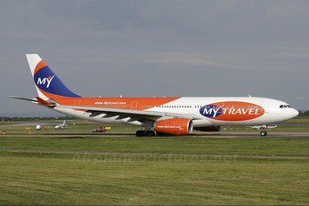OY-VKF - MyTravel Airways Airbus A330-200