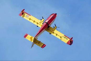 I-DPCI - Italy - Protezione civile Canadair CL-415 (all marks)